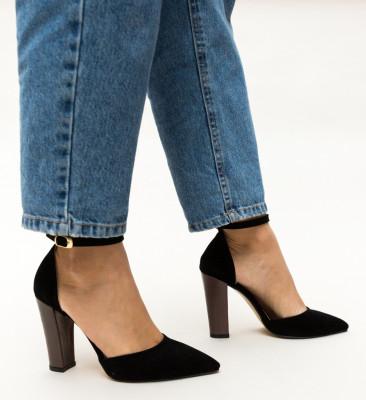 Pantofi Calimano Negri 2