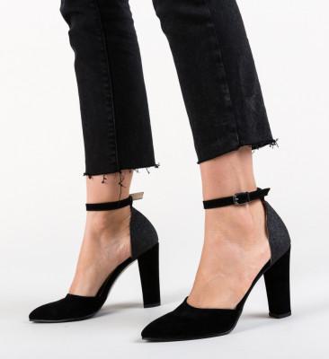 Pantofi Calio Negri