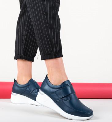 Pantofi Casual Avalos Bleumarin