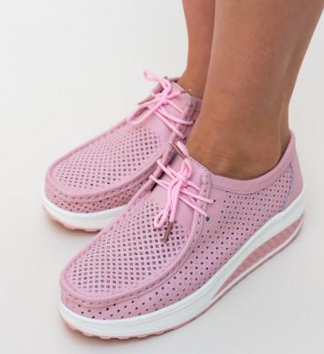 Pantofi Casual Baroco Roz