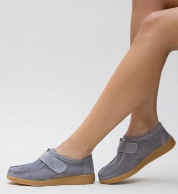 Pantofi Casual Boba Gri