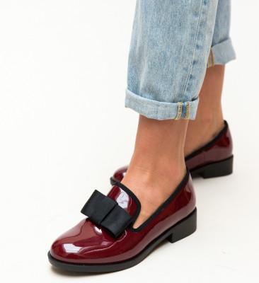 Pantofi Casual Borita Grena