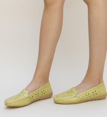 Pantofi Casual Debar Verzi