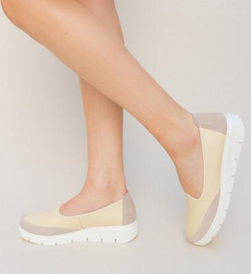 Pantofi Casual Dole Bej