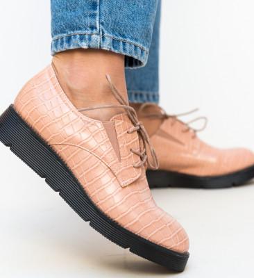 Pantofi Casual Erto Roz