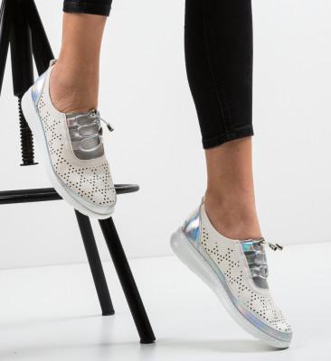 Pantofi Casual Fagara Bej