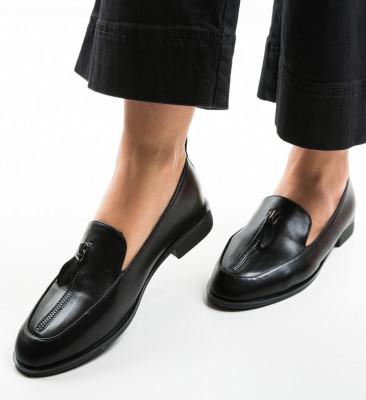 Pantofi Casual Felio Negri 2