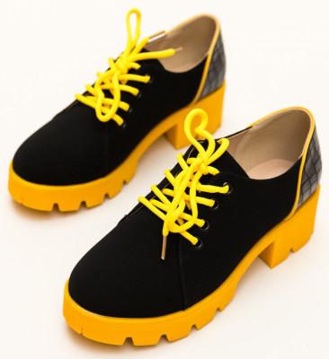 Pantofi Casual Gabor Galbeni