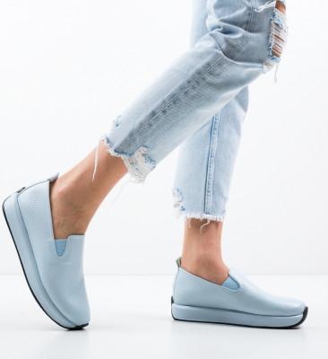 Pantofi Casual Malter Albastri