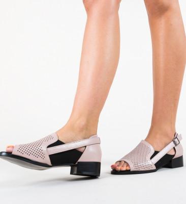Pantofi Casual Mantelis Roz