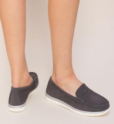 Pantofi Casual Marbela Gri