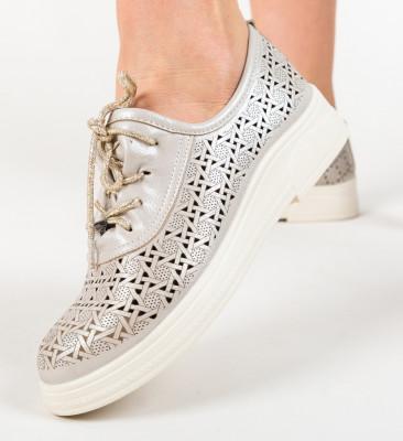 Pantofi Casual Nalido Bej