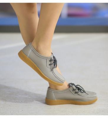 Pantofi Casual Niko Gri