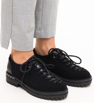Pantofi Casual Palermo Negri