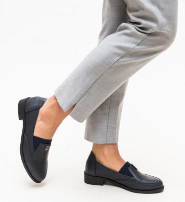 Pantofi Casual Rhian Bleumarin
