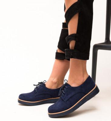 Pantofi Casual Rotax Albastri