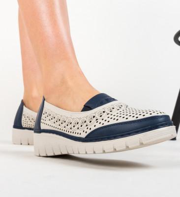 Pantofi Casual Salop Bleumarin