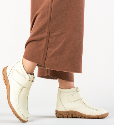 Pantofi Casual Santana Bej
