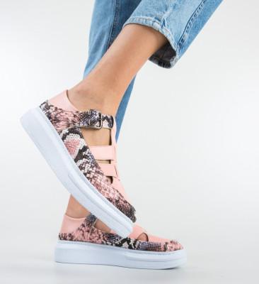 Pantofi Casual Sonicx Roz
