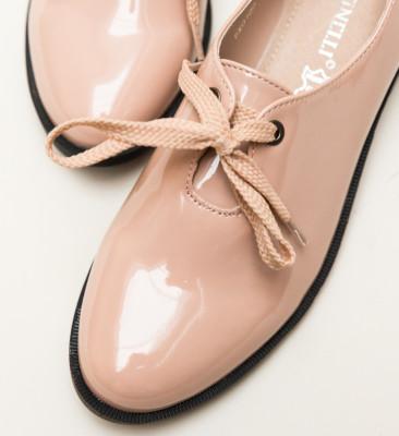 Pantofi Casual Tahoma Nude