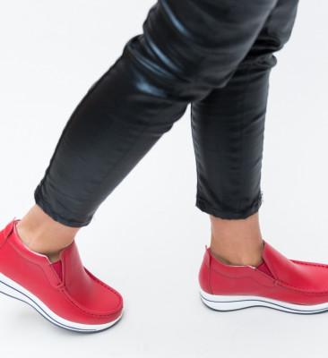 Pantofi Casual Tirja Rosii