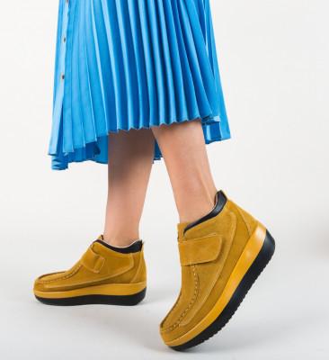 Pantofi Casual Zahraa Bej