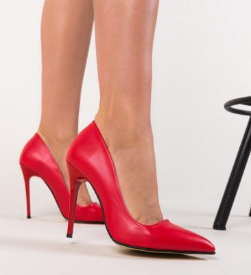 Pantofi Easi Rosii