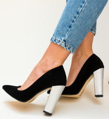 Pantofi Eldan Negri 2