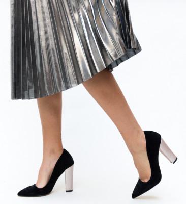 Pantofi Eldan Negri