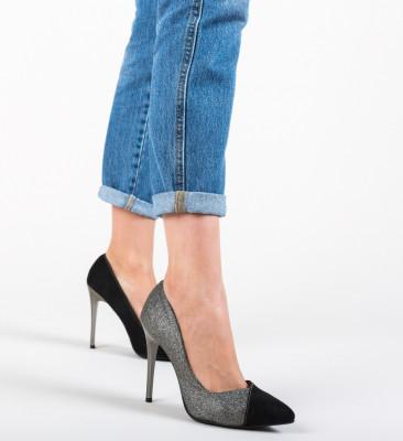 Pantofi Lelana Negri