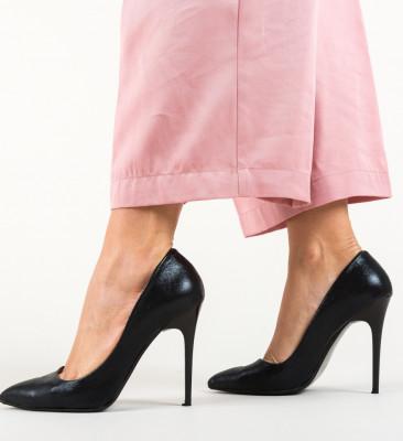 Pantofi Oligo Negri