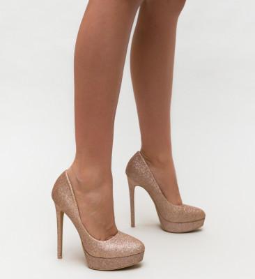 Pantofi Simia Roz