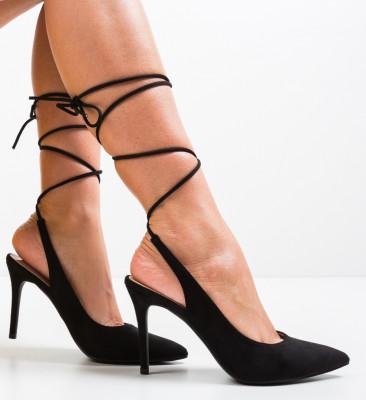 Pantofi Solly Negri