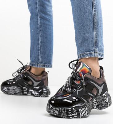Pantofi Sport Adoare Negri
