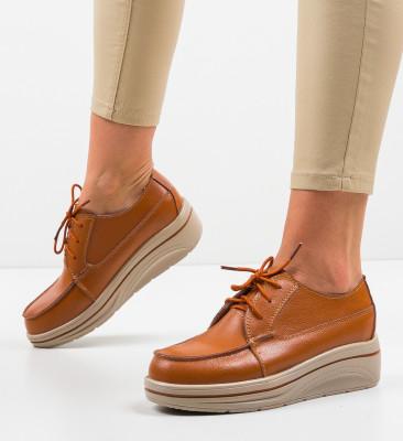 Pantofi Sport Atanom Camel