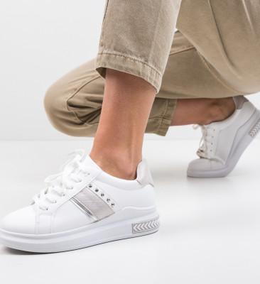 Pantofi Sport Calve Albi