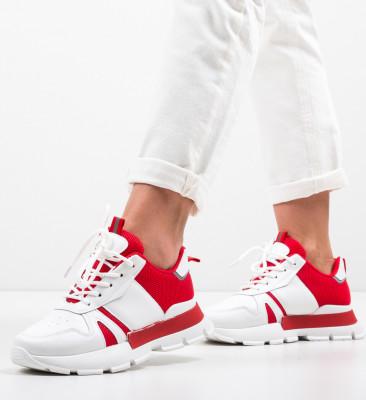 Pantofi Sport Cheri Rosii