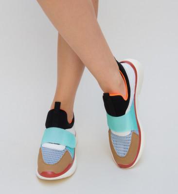 Pantofi Sport Cimino Verzi