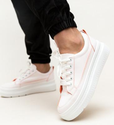 Pantofi Sport Demou Portocalii