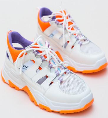 Pantofi Sport Gessi Portocali