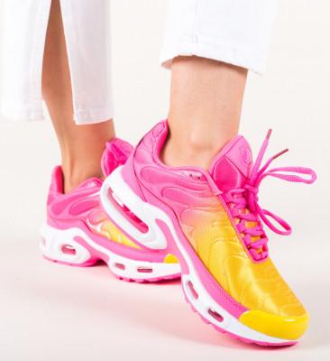 Pantofi Sport Gibbs Roz 3