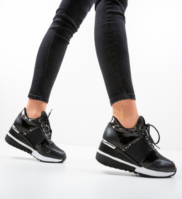 Pantofi Sport Hibara Negri