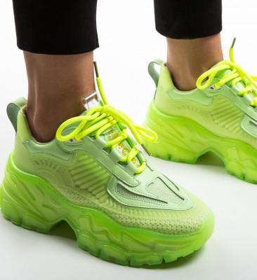 Pantofi Sport Jimsax Verzi