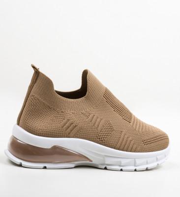 Pantofi Sport Kaison Khaki