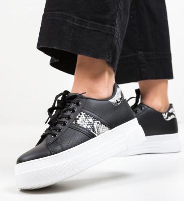 Pantofi Sport Kane Negri