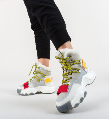 Pantofi Sport Lang Albi