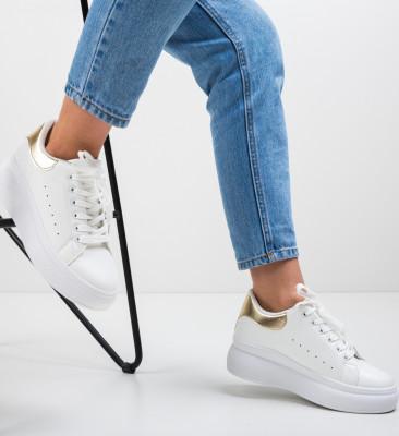 Pantofi Sport Liana Aurii