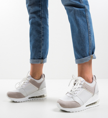 Pantofi Sport Lilith Gri
