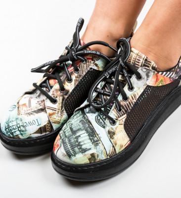 Pantofi Sport Lowo Negri 3