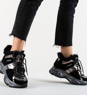 Pantofi Sport Lynn Gri